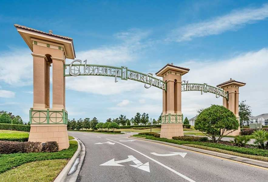 Davenport/Champion's Gate Florida Near Disney & Orlando