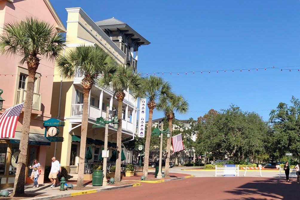 Celebration Florida Near Disney and Orlando